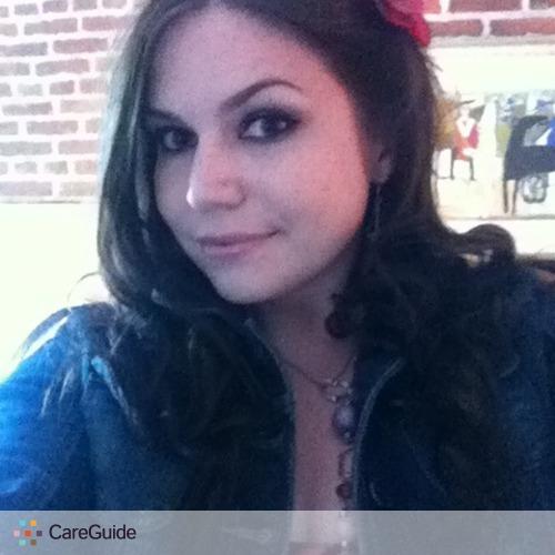 Child Care Provider Kira B's Profile Picture