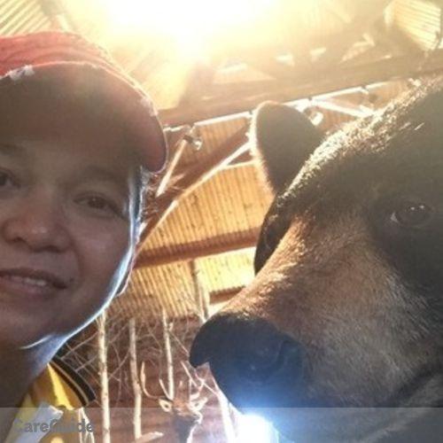 Canadian Nanny Provider Nancy Maria Silvestre's Profile Picture