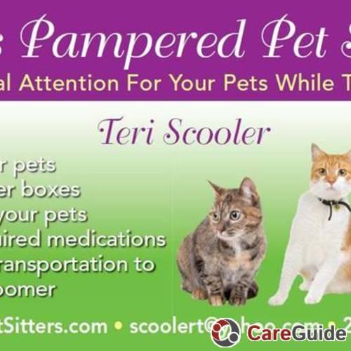 Pet Care Provider Teri S's Profile Picture