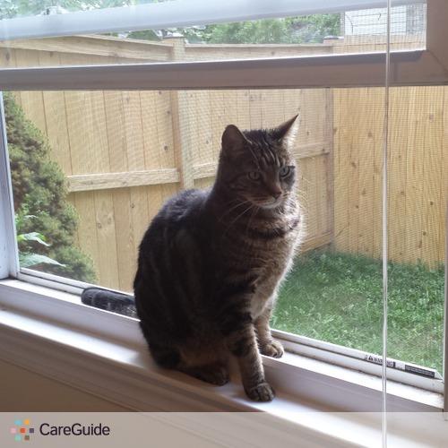 Pet Care Provider Ritchie J's Profile Picture