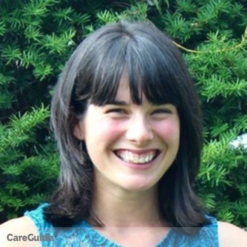 Canadian Nanny Provider Natasha's Profile Picture