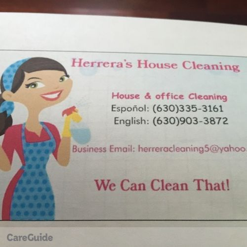 Housekeeper Provider Fernanda C's Profile Picture