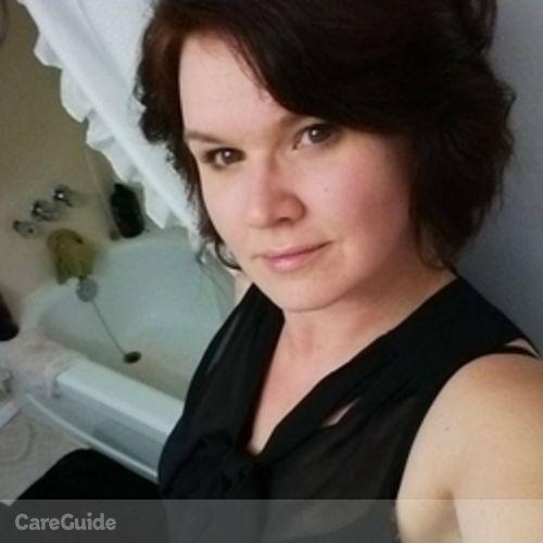 Canadian Nanny Provider Tamarah Kinchen's Profile Picture