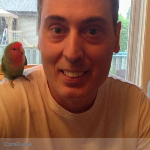 Canadian Nanny Provider Nickolas Markou's Profile Picture