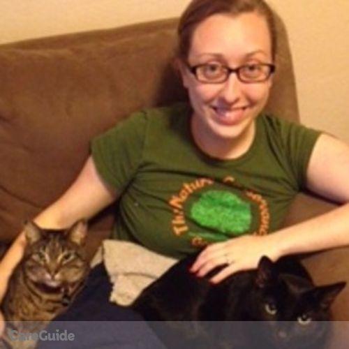 Pet Care Provider Katrina T's Profile Picture