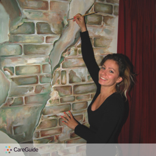 Painter Provider Evana Art's Profile Picture