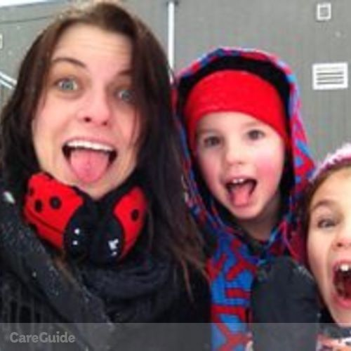 Canadian Nanny Provider Shannyn Szekely's Profile Picture