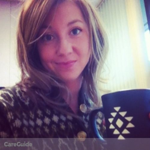 Canadian Nanny Provider Aimee Blanch's Profile Picture
