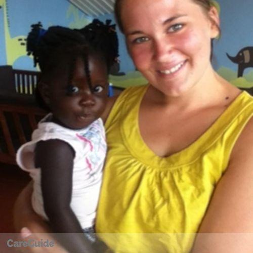 Canadian Nanny Provider Alanna B's Profile Picture