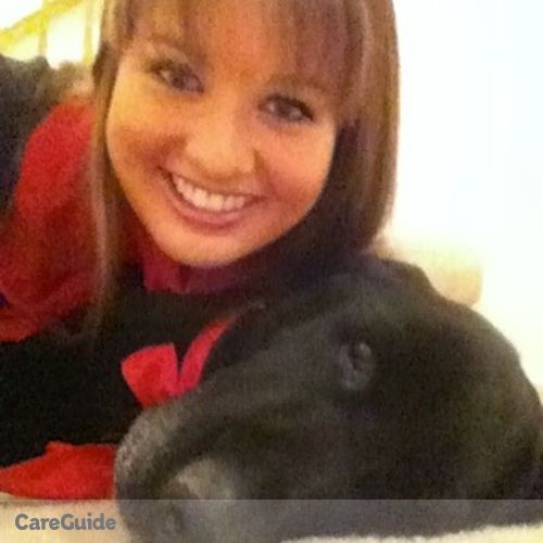 Pet Care Provider Alexandra Kline's Profile Picture