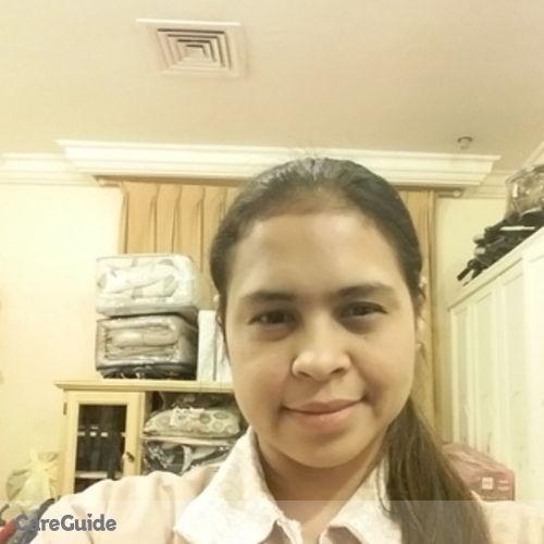 Canadian Nanny Provider Lydia Arayon's Profile Picture