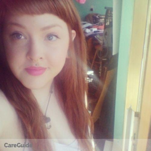 Canadian Nanny Provider Chelsea Dawn's Profile Picture
