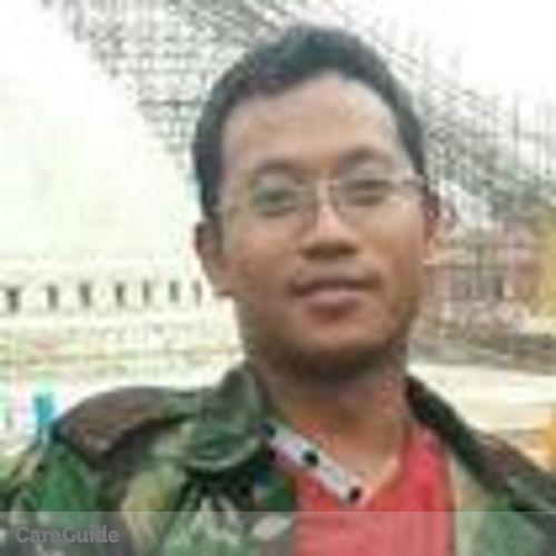 Elder Care Provider Arjun Shrestha's Profile Picture
