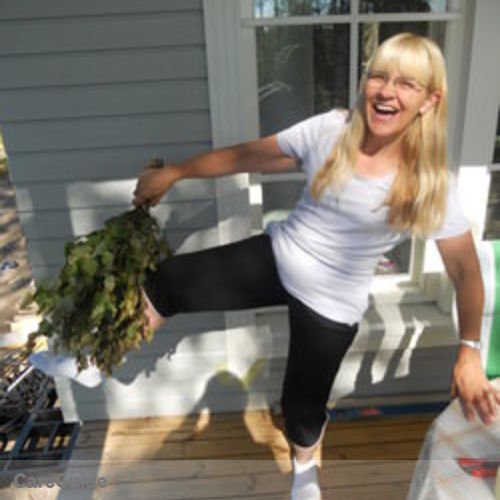 Canadian Nanny Provider Laila Rahnasto's Profile Picture