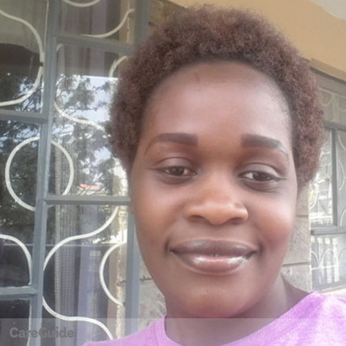 Canadian Nanny Provider Janet Ooko's Profile Picture