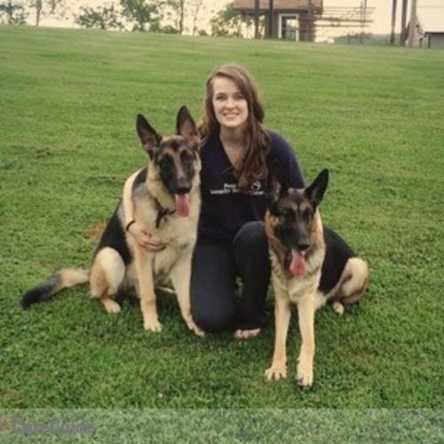 Pet Care Provider Megan White's Profile Picture