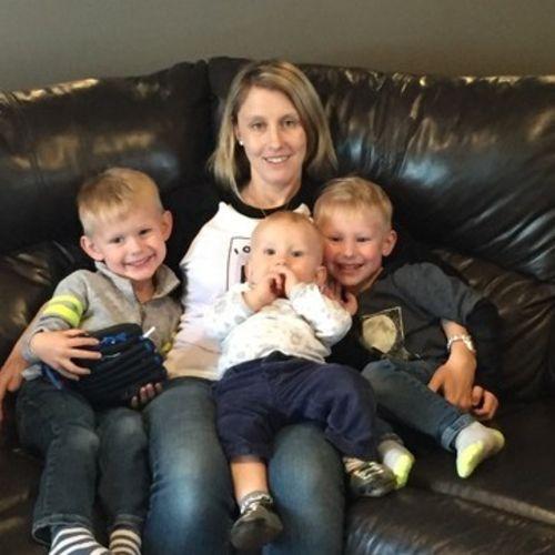 Canadian Nanny Job Jacqueline Draude's Profile Picture