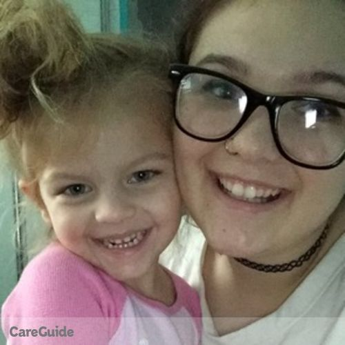 Child Care Provider Jayla Kackley's Profile Picture