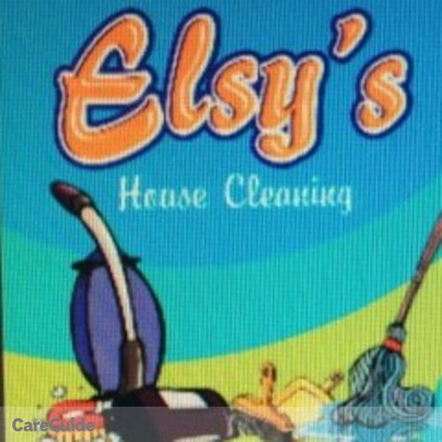 Housekeeper Provider Elsy R's Profile Picture