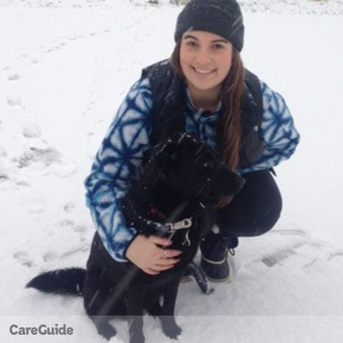 Pet Care Provider Morgan McGaw's Profile Picture