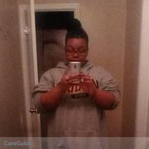 Child Care Provider Jasmine Thomas's Profile Picture