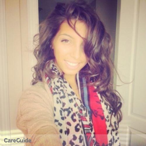Canadian Nanny Provider Florine Ferreira's Profile Picture