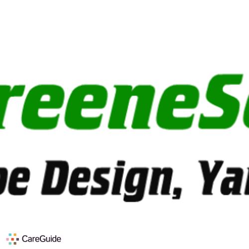 Landscaper Provider GreeneScapes Justin Greene's Profile Picture