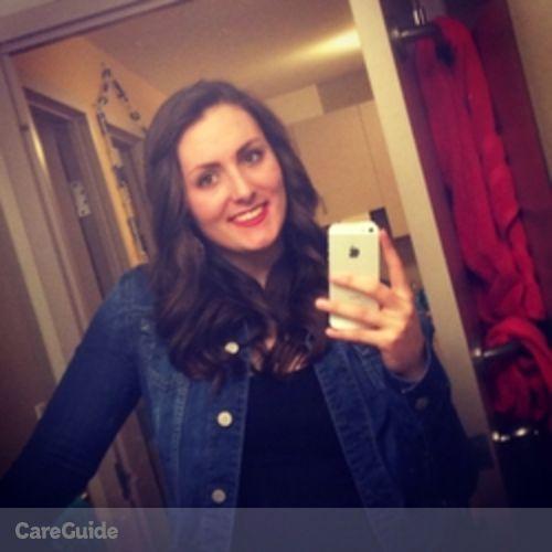 Canadian Nanny Provider Kyra Thomson's Profile Picture