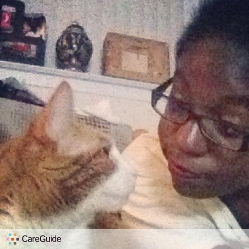 Pet Care Provider Allyson Steele's Profile Picture