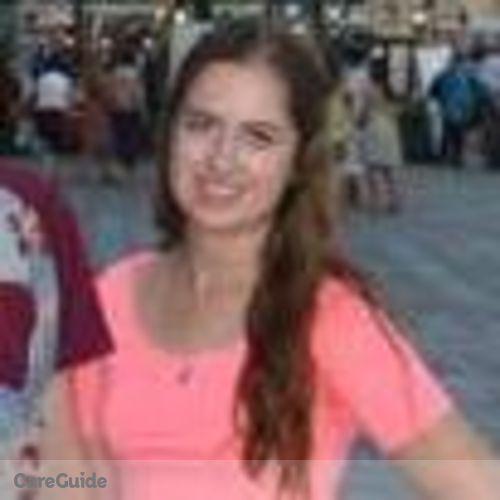 Canadian Nanny Provider Alexa K's Profile Picture