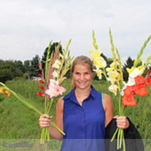 Canadian Nanny Provider Aletta Brandle's Profile Picture