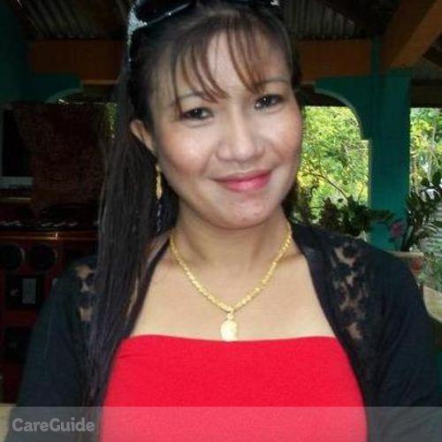 Canadian Nanny Provider Marilou Asilo's Profile Picture