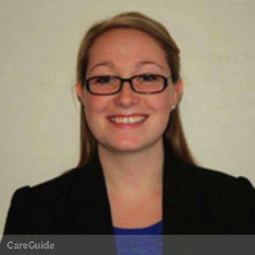 Canadian Nanny Provider Lesley E's Profile Picture