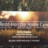 Redd-Horizon Homecare. Homecare