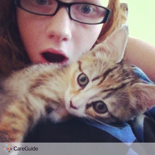Pet Care Provider Karissa Kammen's Profile Picture