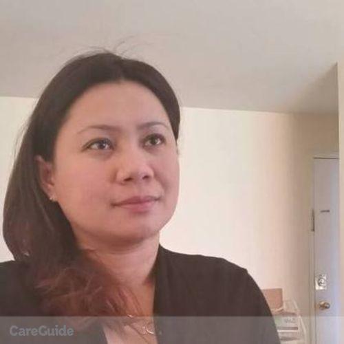 Canadian Nanny Provider Leonora Morales's Profile Picture