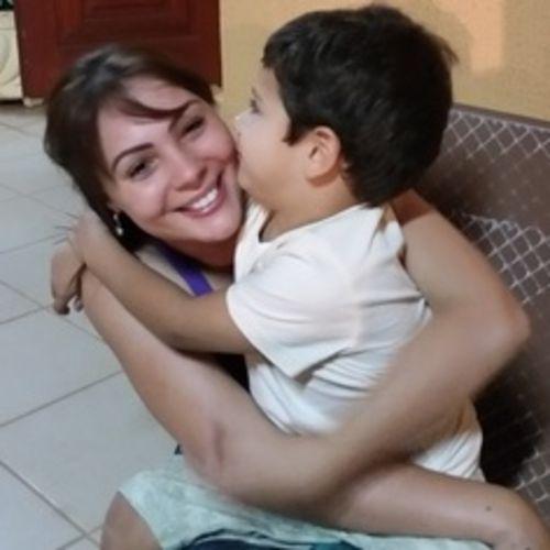 Canadian Nanny Provider Cristiane Cunha's Profile Picture