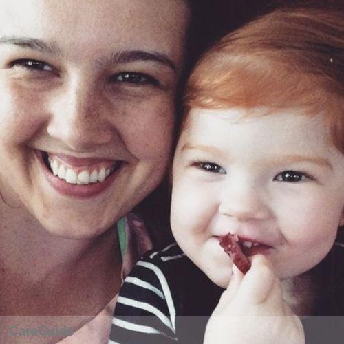 Canadian Nanny Provider Jessica Hewson's Profile Picture