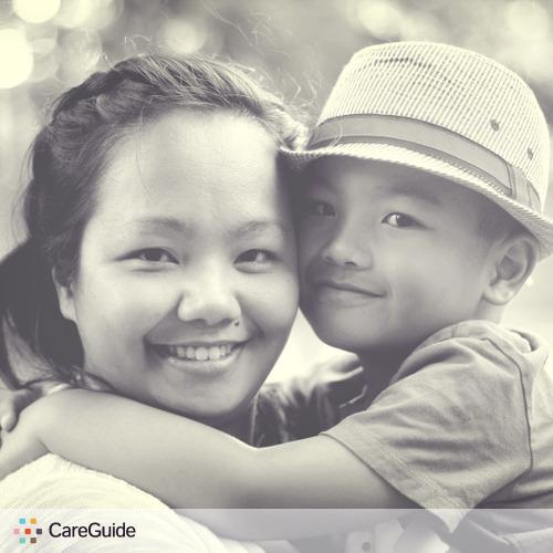 Child Care Provider Rainee Paz's Profile Picture