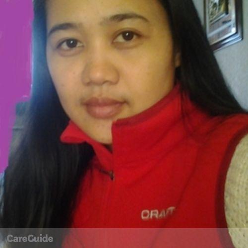 Canadian Nanny Provider Jean M's Profile Picture