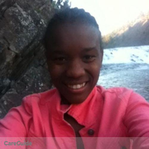 Canadian Nanny Provider Edwine Dessources's Profile Picture