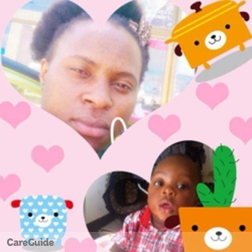 Canadian Nanny Provider Nkongme E's Profile Picture