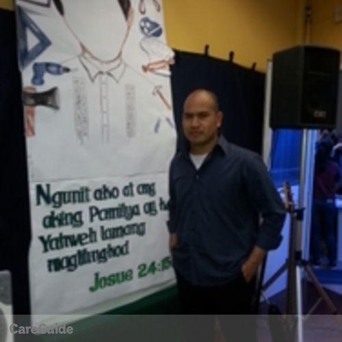 Canadian Nanny Provider Joronel Capili's Profile Picture