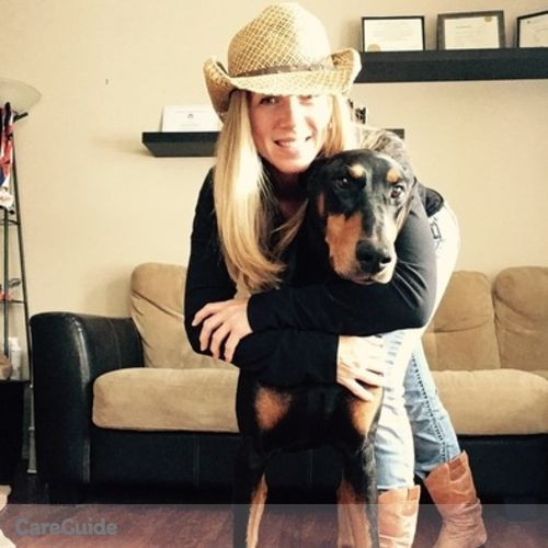 Pet Care Provider Anett Meszaros's Profile Picture