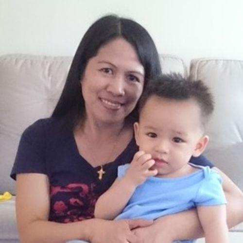 Canadian Nanny Provider Grace Vallejo's Profile Picture