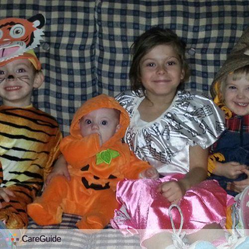 Child Care Job Ashley Bardo's Profile Picture