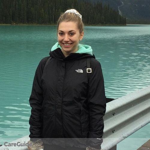Canadian Nanny Provider Andrea Drobot's Profile Picture