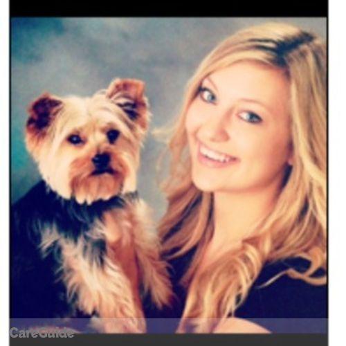 Canadian Nanny Provider Mieka Tucker's Profile Picture