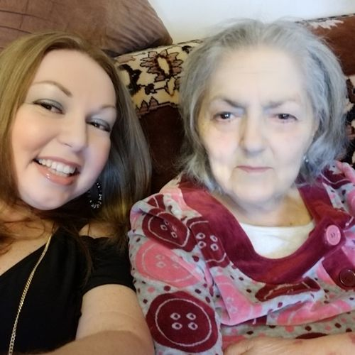 Elder Care Job Victoria Keller's Profile Picture