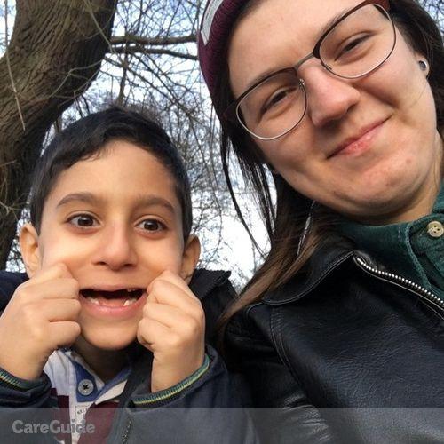Canadian Nanny Provider Enrica Schiavoni's Profile Picture